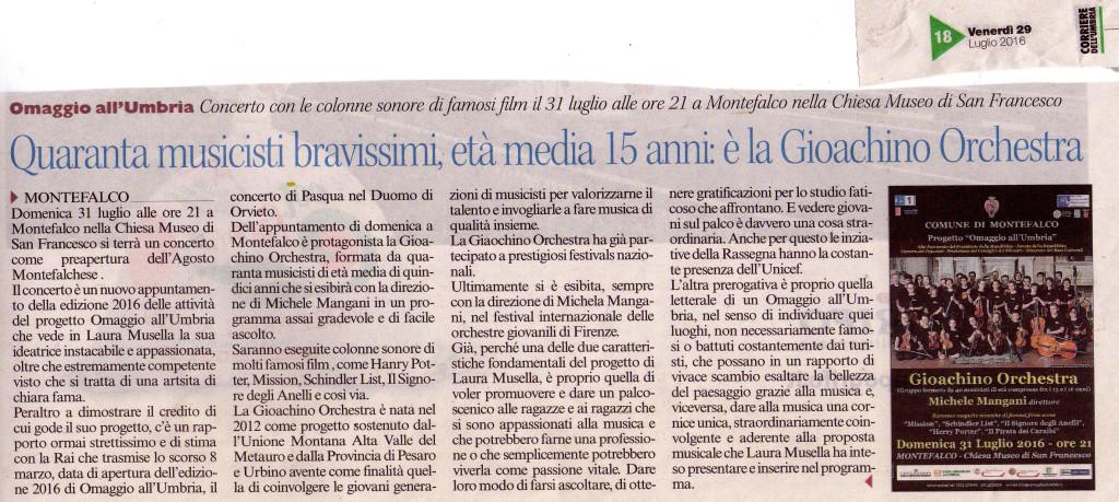 Corriere Umbria